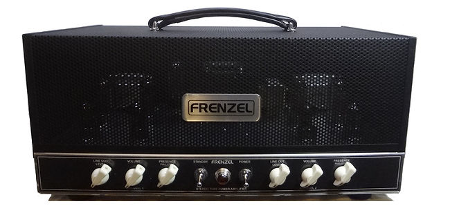 Frenzel SPX3030 Stereo Tube Power Amplifier