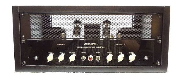 Frenzel SPX3030 Tube Stereo Power Amplifier