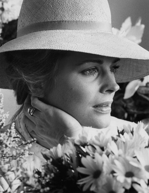 USA. New York City. 1976. Candice Bergen.