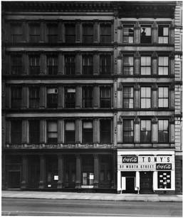 USA. New York City. 1969.