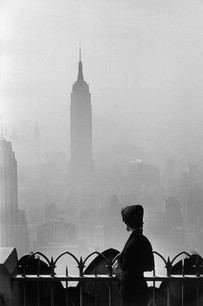 USA. New York City. 1955.