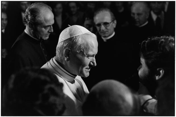 ITALY. Vatican City. 1978. Pope John Paul II.