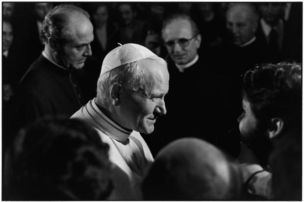 ITALY. Vatican City. 1978. Pope John Paul II.