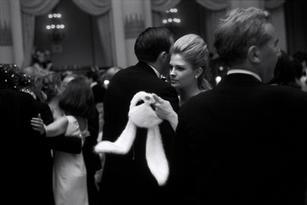 USA. New York City. 1966. Candice Bergen.