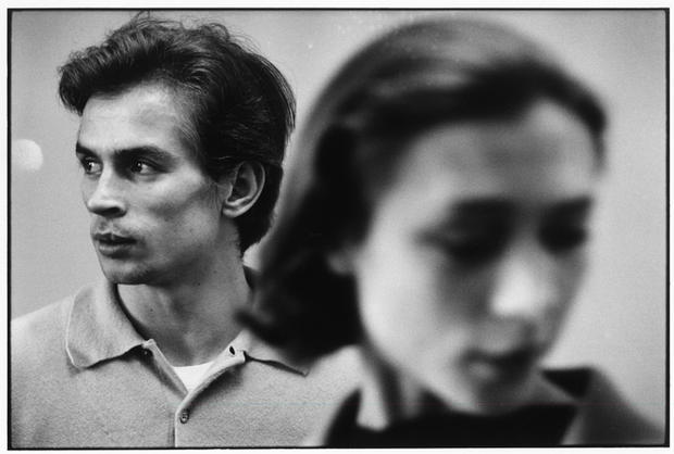 USA. New York City. 1963. Rudolf Nureyev.