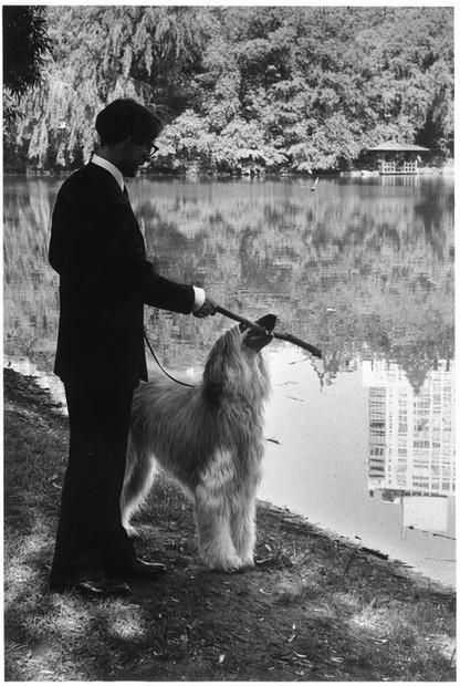 USA. Central Park, New York City. 1990.