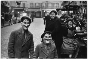 FRANCE. Paris. 1949.