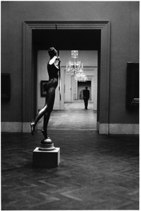 USA. New York City. 1953. Metropolitan Museum of Art.
