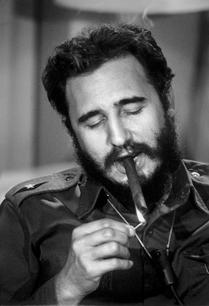 CUBA. Havana. 1964. Fidel Castro.