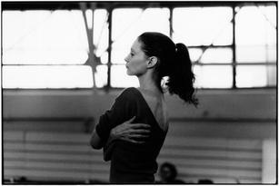 USSR. Leningrad. 1989. Suzanne Farrell.