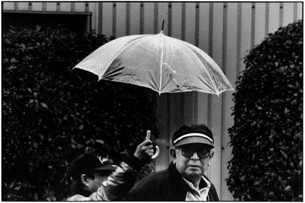 JAPAN. Tokyo. 1989. Akira Kurosawa.