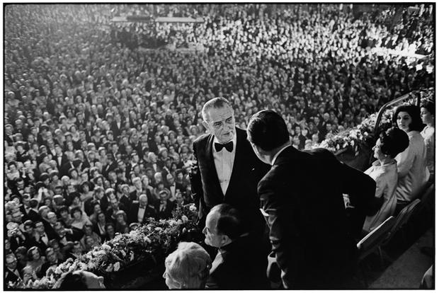 USA. Washington, D.C. 1965. Lyndon B. Johnson.
