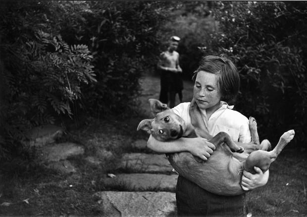 USA. Armonk, New York. 1955.