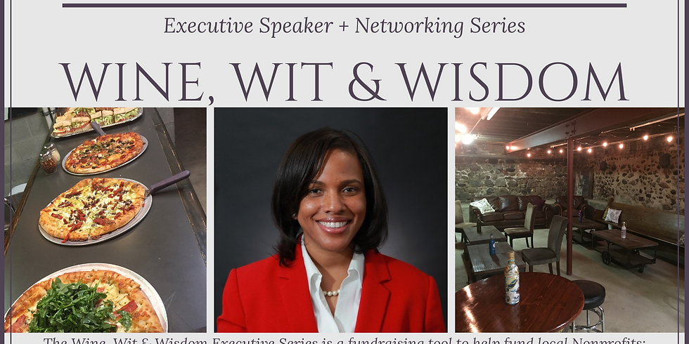 Wine, Wit & Wisdom Executive Speaker Series - Oct.