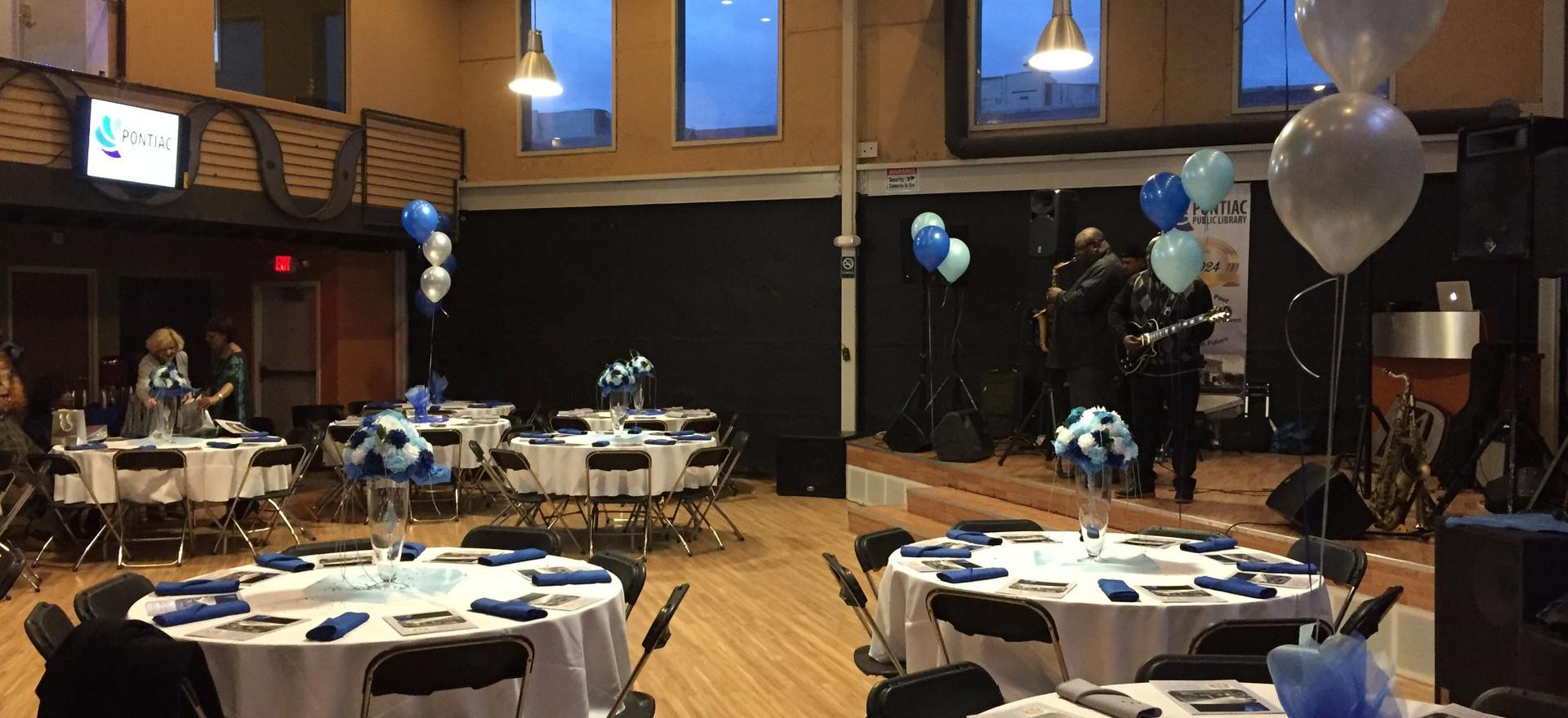 Pontiac Public Library 2016 Anniversary Gala