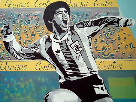 Il saluto a Maradona, il lutto di un'intera città