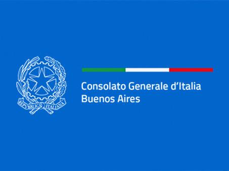 Bando per l'assunzione di un impiegato a contratto nel Consolato Generale di Italia in Buenos Aires