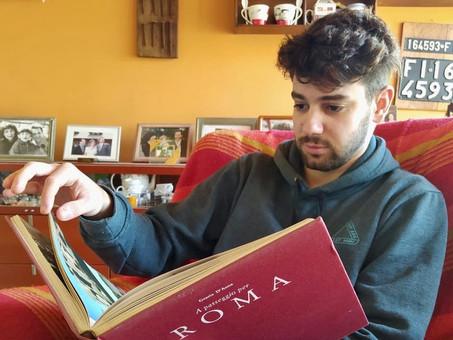 Conoscete il nostro Professore di storia Federico Fazio?