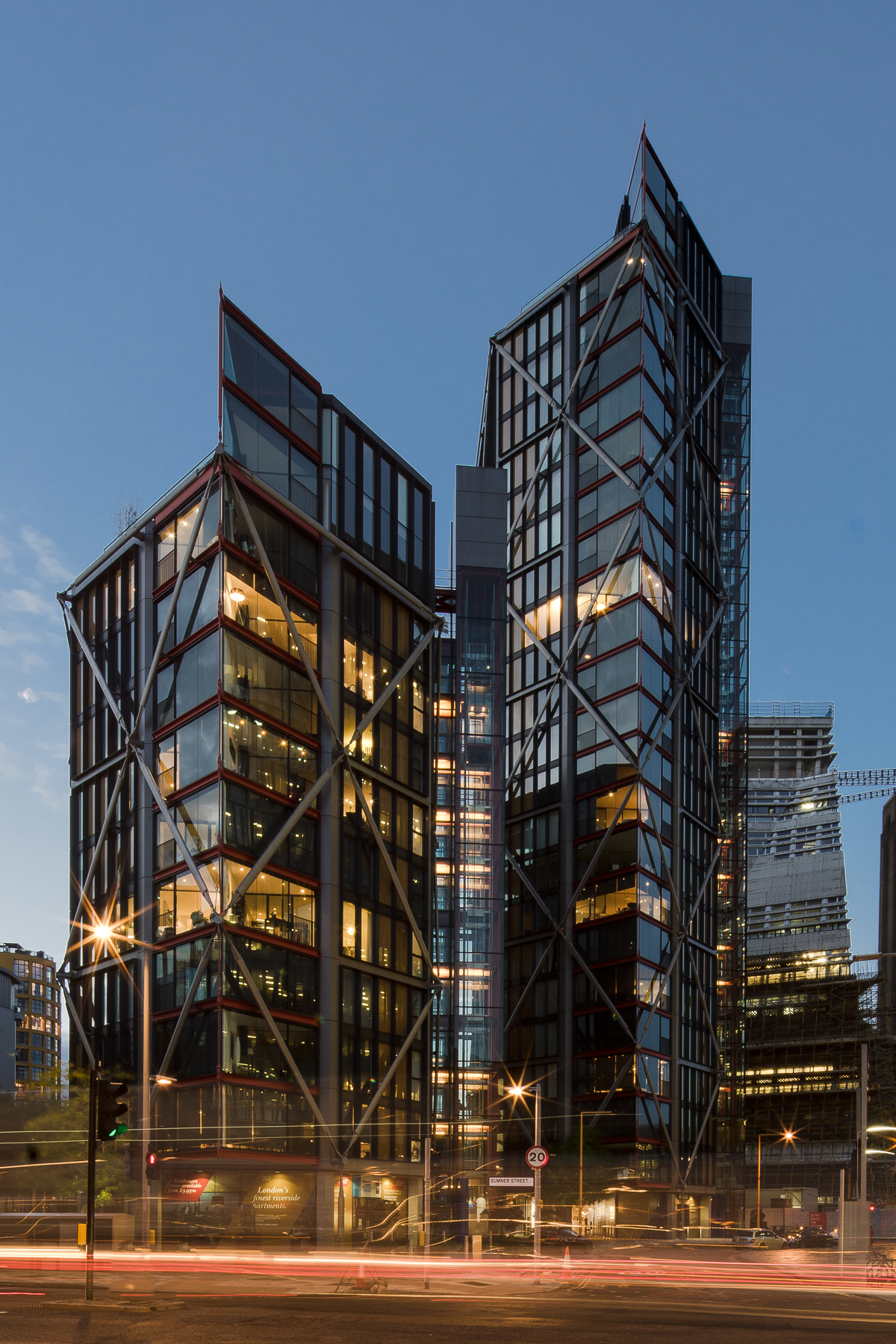 Neo Bankside, London