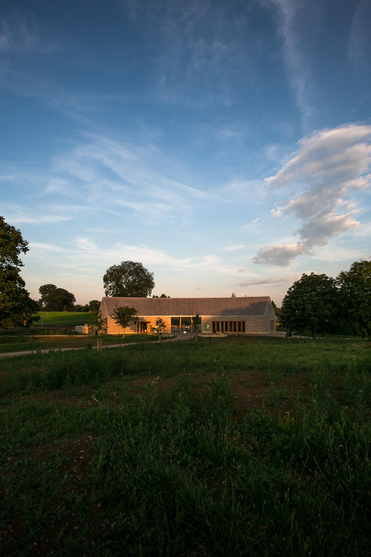Welcome Building, National Arboretum