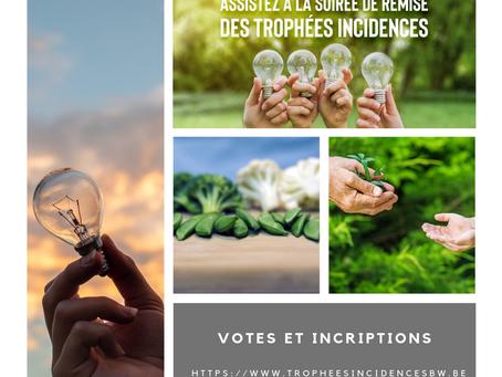 Trophées Incidences 2019