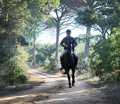 E3 horse riding trips