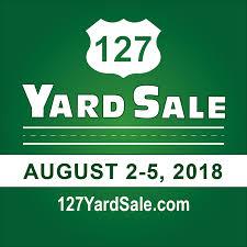 127 Yard Sale