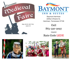 Tennessee Medieval Faire