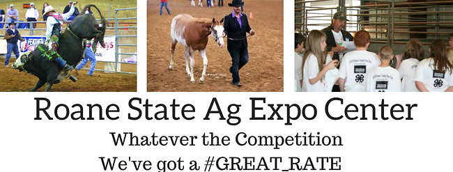 Roane County Ag Expo Center
