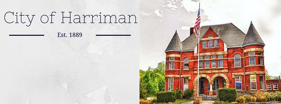 Temprance Building Harriman TN