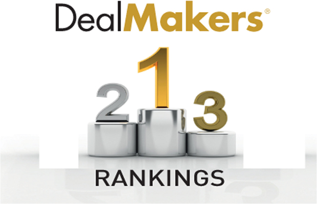 DealMakers Rankings