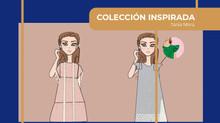 Colección Inspirada: Tania Mora