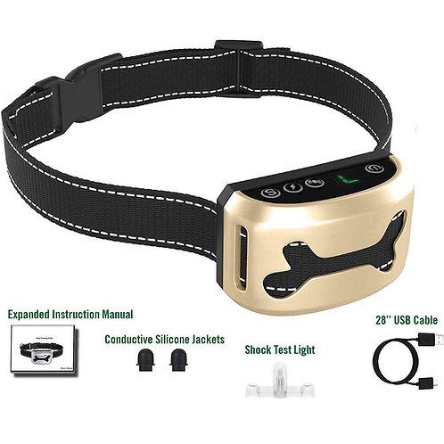 Intelligent, Waterproof, Rechargeable Anti-Bark Dog Collar