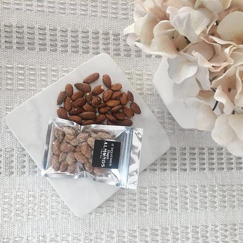 Ginger Almonds