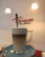 Latte Macchiato ☕️#bertotti #homemade #b