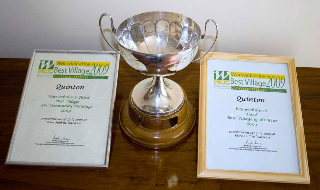 Best Village Competition 2009