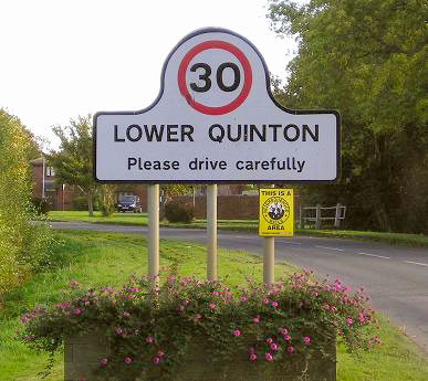 Welcome to Quinton