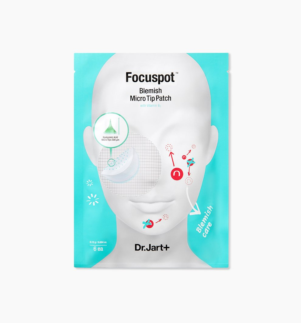 dr.jart+ focusspot blemish micro tip patch