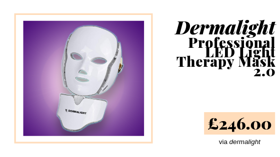 Dermalight Professional LED Light Therapy Mask 2.0