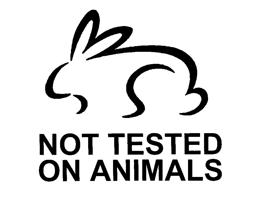 products not tested on animals symbol