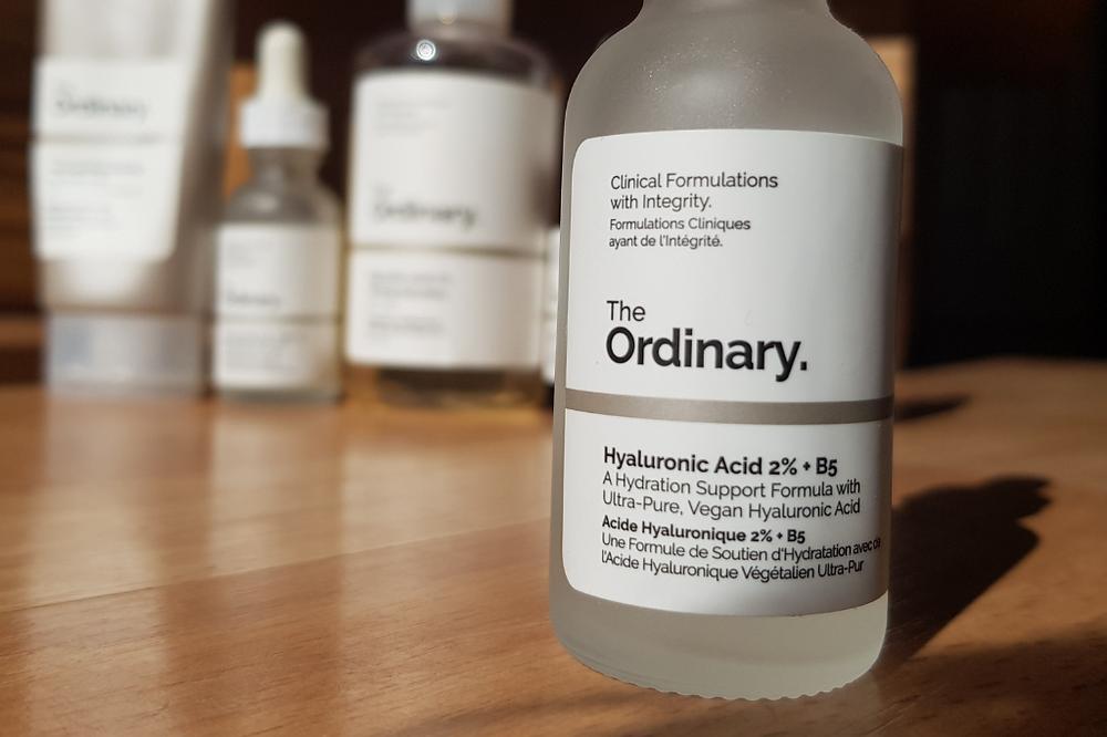 The Ordinary skincare mega review