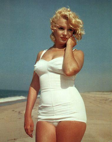 Marilyn Monroe beach