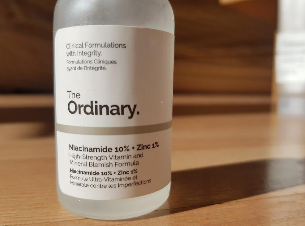 Niacinamide 10% + Zinc 1% The Ordinary
