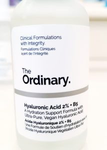 The Ordinary Hyaluronic Acid and B5