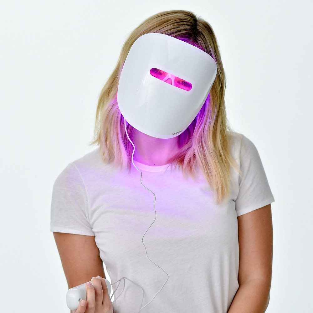 led face mask teen vogue