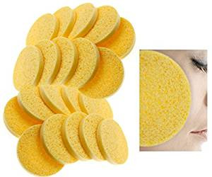 Face sponges from Amazon