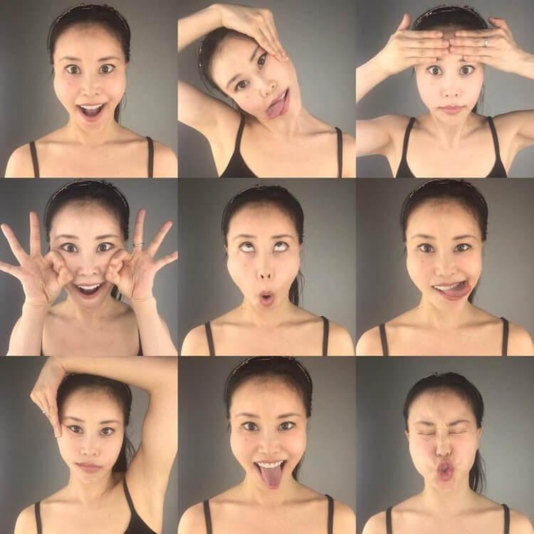 dentagama facial exercises