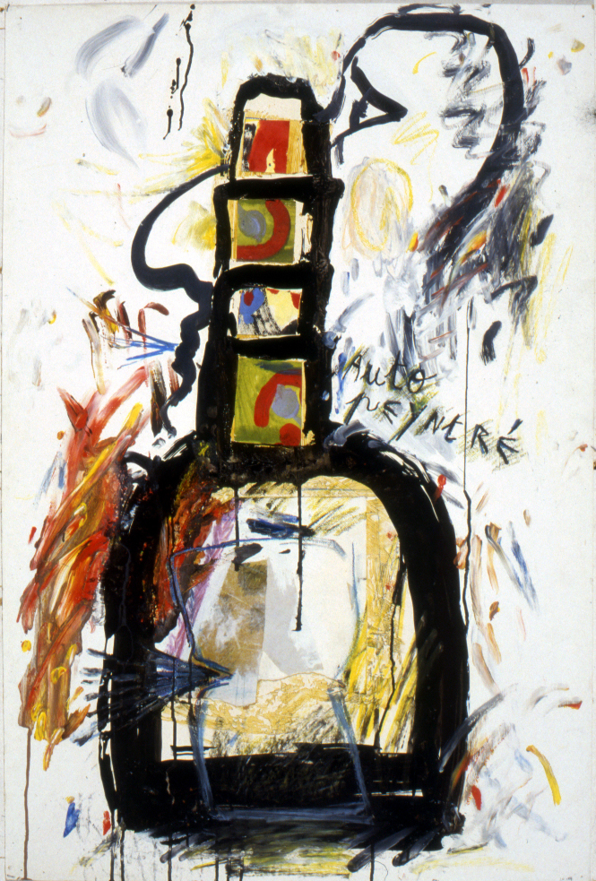 Stéphane Hazera 120x80 1984