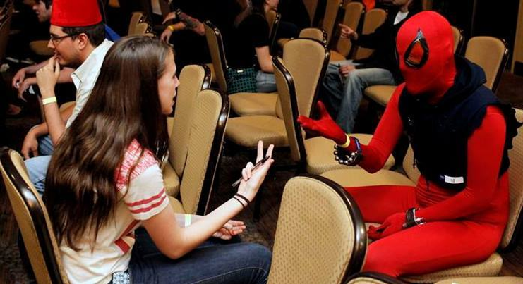 Make friends, best top social events for geeks nerds gamers cosplayers, best ranked community building events for nerd in Minneapolis MN