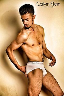 Full Body Misha Estrin